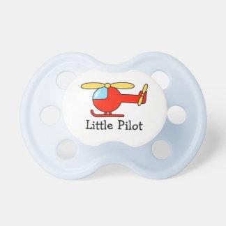 SpielzeughubschrauberpilotSchnuller | Baby Schnuller