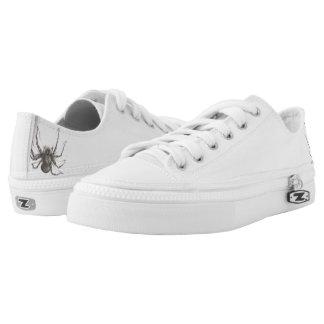 Spinne hinter Ya! Niedrig-geschnittene Sneaker