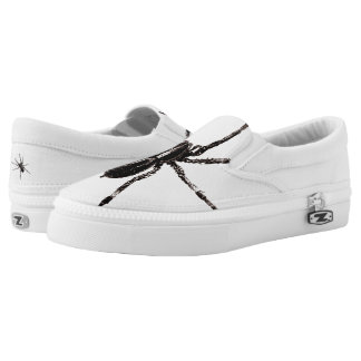 Spinne, Mannhöhlenausgabe 2 Slip-On Sneaker
