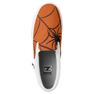 Spinne u. Netz Slip-On Sneaker