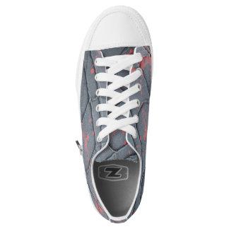 Spinnen-Netz Niedrig-geschnittene Sneaker