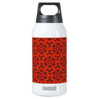 Spinnen-Reißzahn-Leuchtorange-Flasche Thermoflaschen
