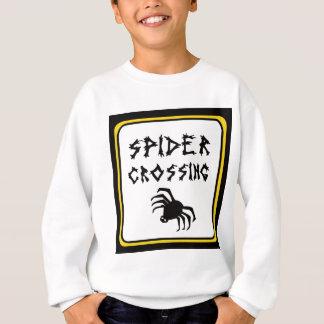 Spinnen-Überfahrt drk Sweatshirt