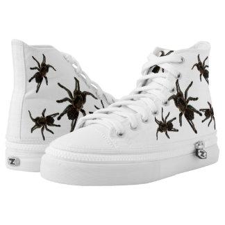 """Spinnenangriff "" Hoch-geschnittene Sneaker"