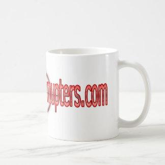 Spion gegen Spions-Speicher Kaffeetasse