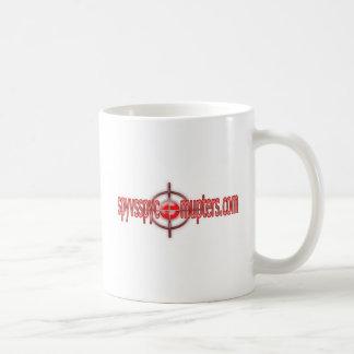 Spion gegen Spions-Speicher Tasse