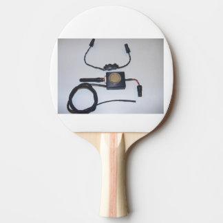 Spions-Klingeln Pong Paddel Tischtennis Schläger