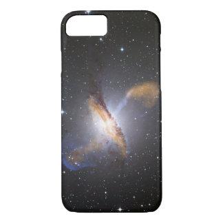 Spiralarm-sternenklares Himmel-Raum-Universum iPhone 7 Hülle