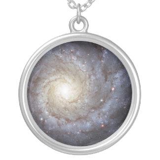 Spiralarm unordentlichere 74 NGC 628 Versilberte Kette