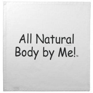 SPITZEN aller natürliche Körper Serviette