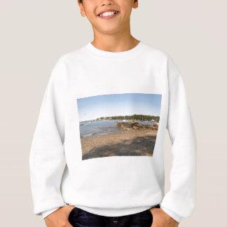 Spitzen-Insel, ICH Verein-Strand Sweatshirt