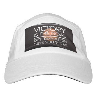 SPITZENbasketball-Sieg-Slogan Headsweats Kappe