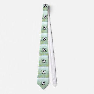 SPITZENfußball-Groupie Bedruckte Krawatte