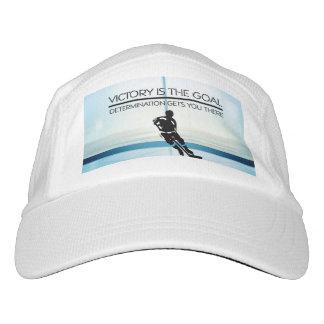 SPITZENHockey-Sieg-Slogan Headsweats Kappe