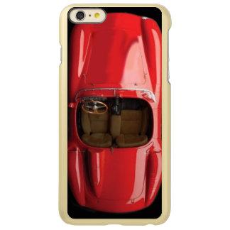Sport-Auto rotes iPhone 6/6S plus Incipio Glanz