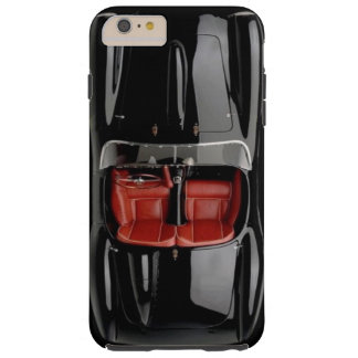 Sport-Auto-Schwarzes iPhone 6/6S plus starken Fall Tough iPhone 6 Plus Hülle