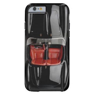 Sport-Auto-Schwarzes iPhone 6/6S starker Fall Tough iPhone 6 Hülle