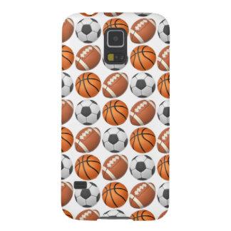 Sport Emoji Samsung Telefon-Kasten Galaxie-S5 Samsung Galaxy S5 Hülle