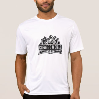 Sport-Technologie Shirt mit B/W Logo
