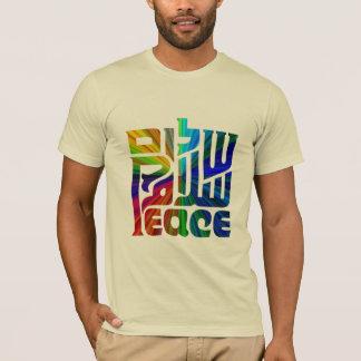 Sprache der Sprachen Peace/3 T-Shirt