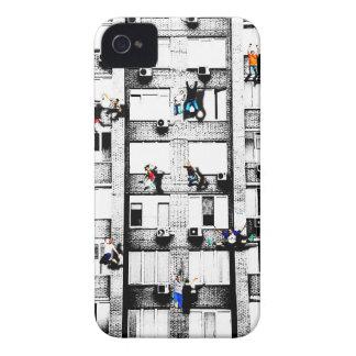 Springen Sie, springen Sie iPhone 4 Cover
