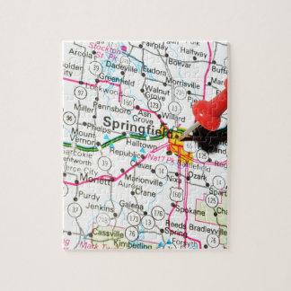 Springfield, Illinois Puzzle
