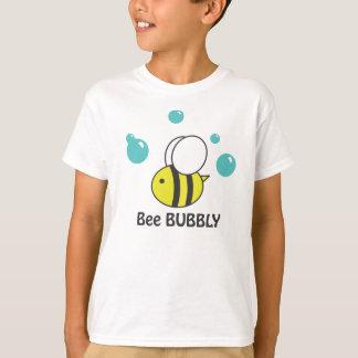 Sprudelnde Biene T-Shirt
