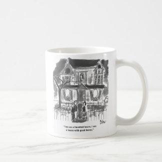 Spuk Haus Tasse