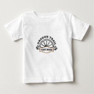 Spur Fort Boise Oregon Baby T-shirt