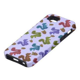 Squirrlin herum iPhone 5 cover