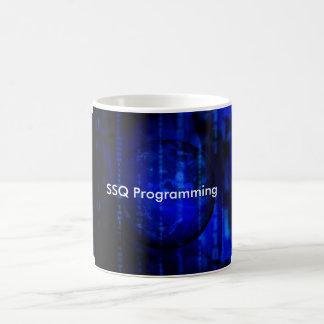 SSQ Programmierung Tasse