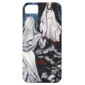 St. Bernadette an der Grotte Etui Fürs iPhone 5