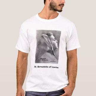 St. Bernadette von Lourdes T-Shirt