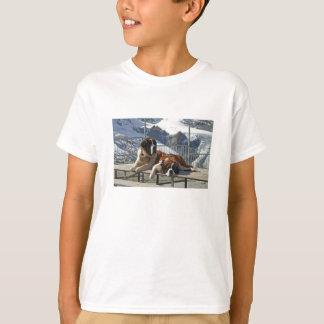 st bernard T-Stück T-Shirt