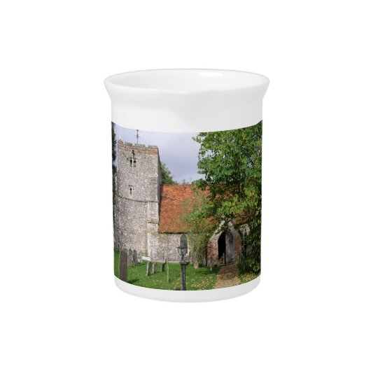St- Marykirche, Turville, Buckinghamshire Krug