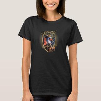 ST MICHAEL DER ERZENGEL T-Shirt