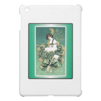 St Patrick Andenken-Vintage viktorianische iPad Mini Hülle