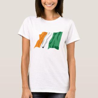 St Patrick Irland-Flaggen-Shirt T-Shirt