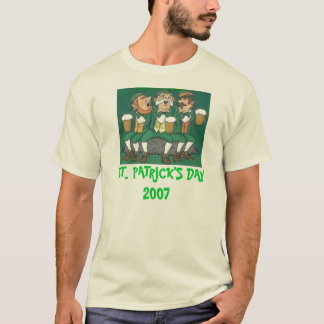 ST PATRICK TAG 2007 T-Shirt
