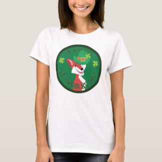 St Patrick TagesFox T-Shirt