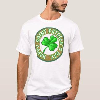 St Patrick Tageshemden T-Shirt
