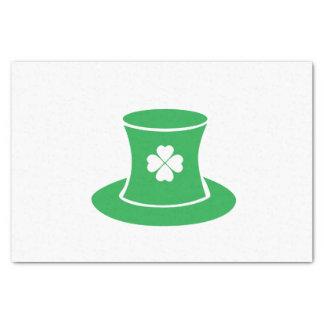 St Patrick Tageshut-Seidenpapier Seidenpapier