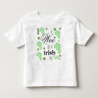 St Patrick Tageskleinkind-T - Shirt mit Jahr