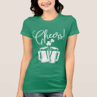 St. Patricks Day-Iren-Zitat des Beifall-| T-Shirt
