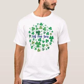 St. Patricks Day-Sozialvernetzungs-T - Shirt