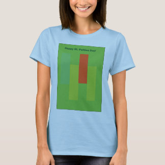 St. Patricks Day-T-Shirt Originalvorlage T-Shirt