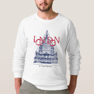 St Paul Kathedrale London England Sweatshirt