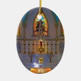 St Peter Harpers-Fähren-Verzierung Keramik Ornament