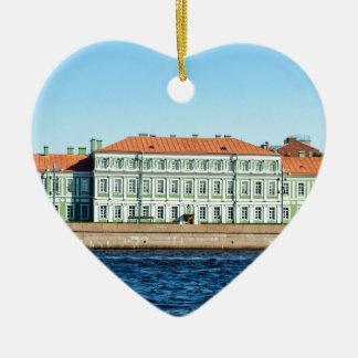 St- PetersburgStaats-Hochschuldamm Keramik Ornament