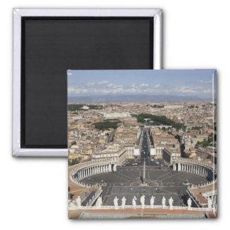St- Petersquadrat, Rom Quadratischer Magnet